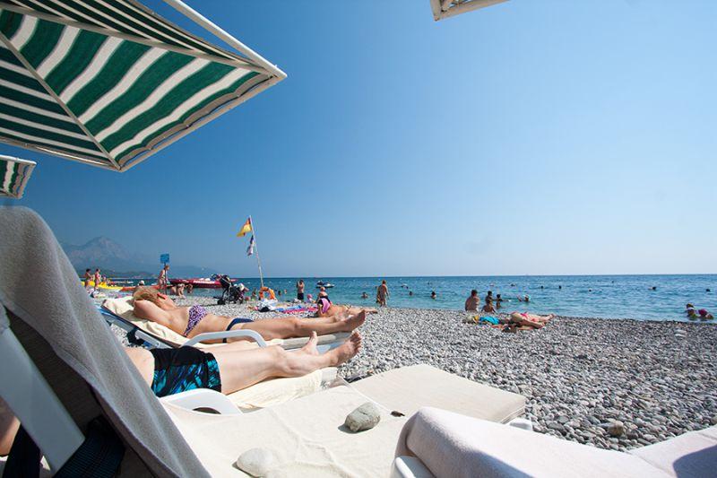 Фото с отдыха на диких пляжах